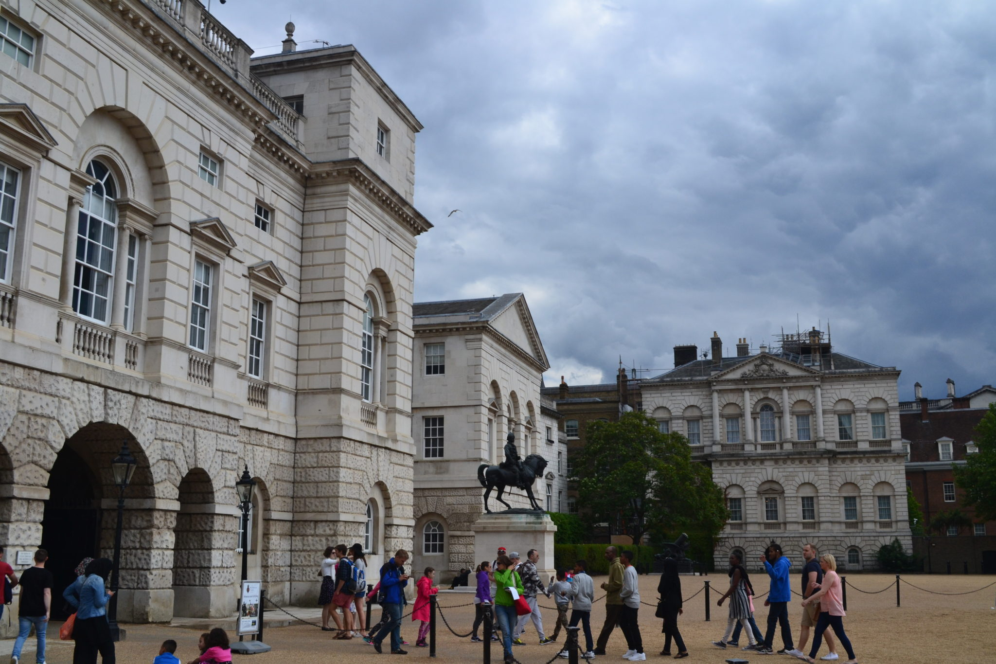 Horse Guards Parade, Londýn