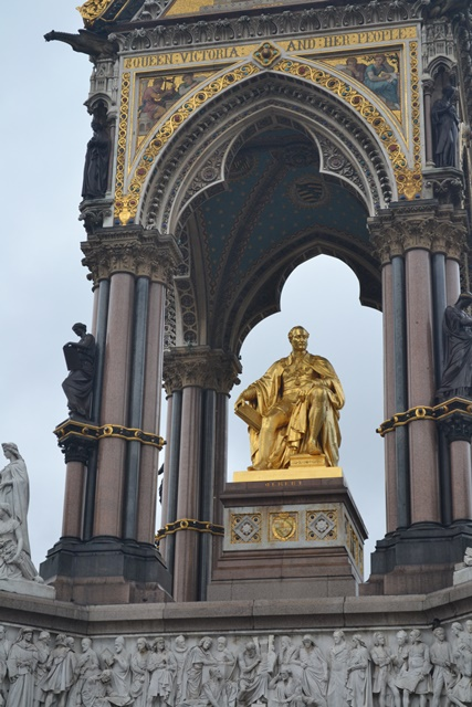 The Albert Memorial, Londýn